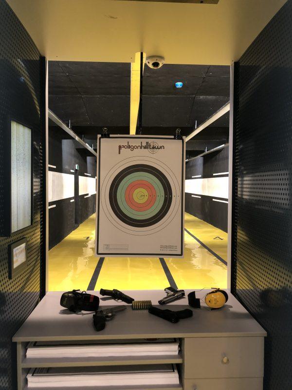 Firearm Range